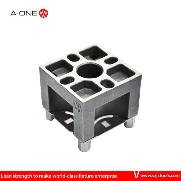 供应铸造夹具座 经济实用精度高厂家直销铸造钢夹具座