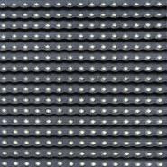 鱼台半户外LED单红走字屏图片