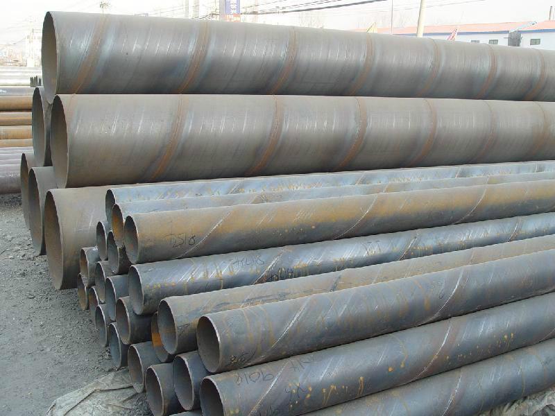 供应天津螺旋焊管价格那里的实惠图片