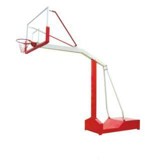 供应凹箱钢化玻璃篮球架
