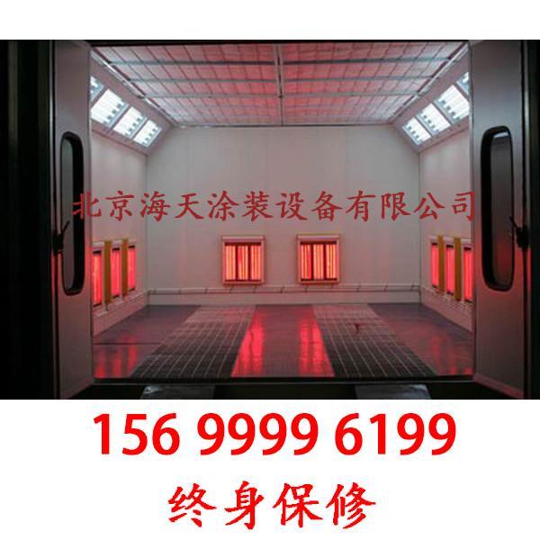 供应电加热烤漆房多少钱一台图片