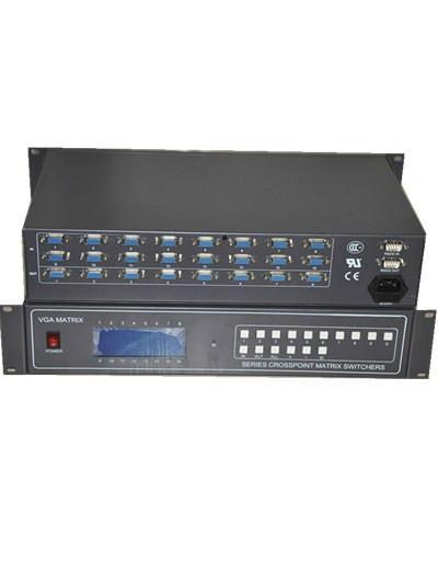 供应VGA16进8出切换器