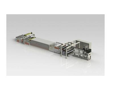 供应PET太阳能复合边框生产线