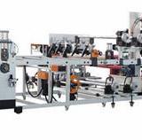 金韦尔PVC桌边条设备挤出生产线
