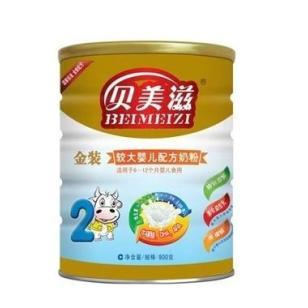 贝美滋奶粉图片