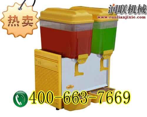 新型大圆缸冷饮机和冷饮制冰机视频