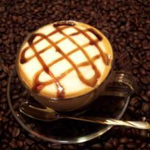 供应咖啡班教学焦糖玛奇朵批发