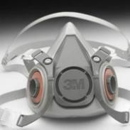 6200半面型防护面具图片