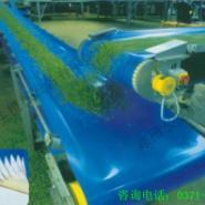 槽式皮带输送机散料输送机图片