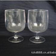 酒吧塑料红酒杯200ml红酒杯图片