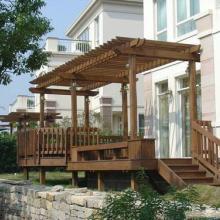 供应梧州别墅木屋设计,梧州木屋免费上门设计,梧州防腐木木屋工程队图片