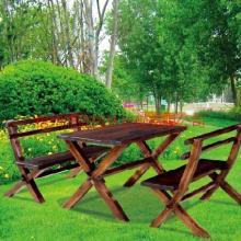 供应广西专业户外家具厂家直销/碳化木制作方法/碳化木地板/防腐木地板批发