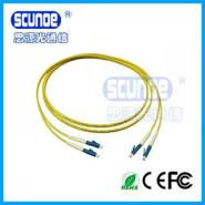 LC-LC单模双芯3米5米光纤跳线图片