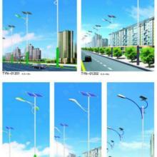供应秦皇岛led太阳能路灯太阳能发电海边专用路灯图片