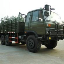 东风六驱沙漠越野卡车,6×6康明斯190马力越野载货车报价,平头六驱越野卡车价格