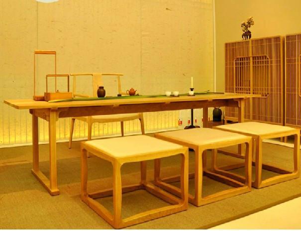 榆木新中式家具