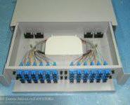 供应 室内壁挂式24芯ODF单元箱 生图片