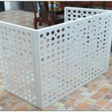 供应铝冲孔板工厂 圆孔铝板打孔装饰网板批发