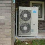 【西安美的变频风管机新价格及型号、】美的中央空调价格表、陕西安林制冷公司提供