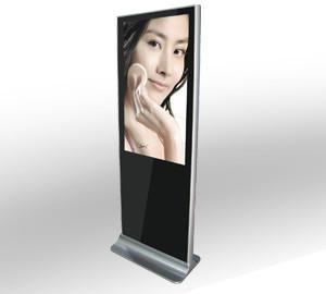 武汉立式42寸单机版广告机图片