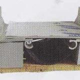 建筑变形缝 伸缩缝防震缝 QAP型抗震型、QAHR型金属卡锁型变形缝