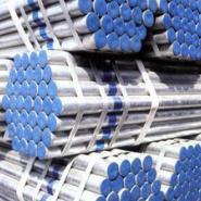天津友发牌钢塑复合管-DN100镀锌管图片