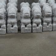 常州夏溪陵墓小石狮子多少钱图片