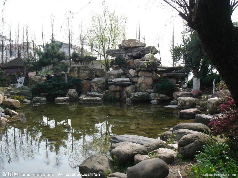 供应上哪里的水池假山最便宜,上海专业生产水池假山上海水池假山价格优惠