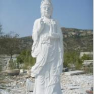石雕雕塑观音佛像图片