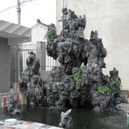 浙江宁波哪里的广东英石假山最便宜图片