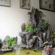 浙江杭州哪里的室内假山最好图片