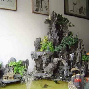 上海假山价格图片