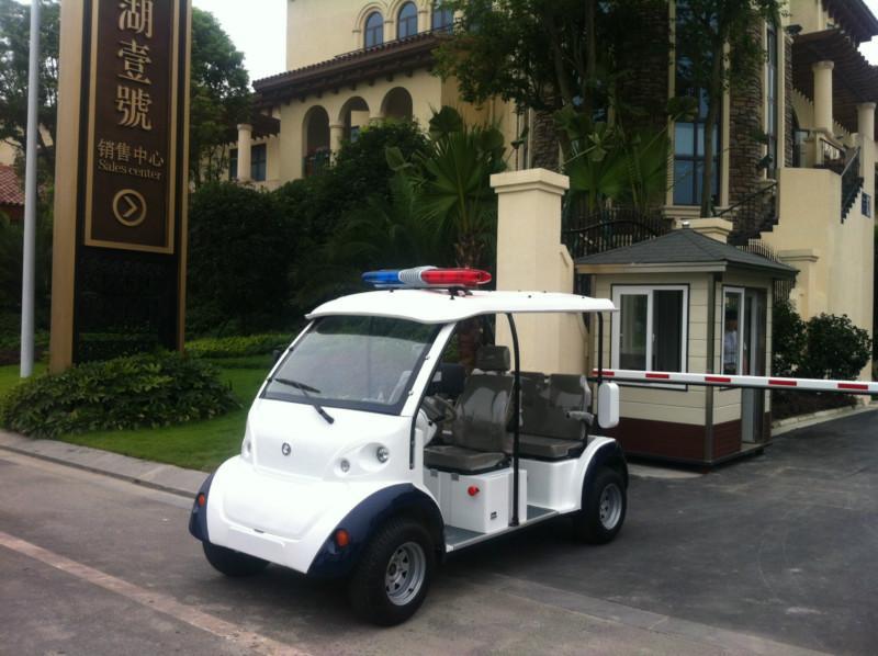供应小屋物业治安巡逻使用 5座电动巡逻车