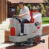 供应Innova85B驾驶式全自动洗地机意大利高美COMAC