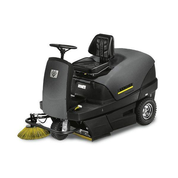 供应德国凯驰驾汽油版驾驶扫地机KM 100/100德国凯驰扫地车