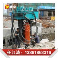 H型钢液压拔桩设备