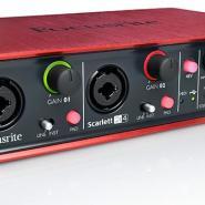ESIFucosrite2i4音频接口声卡图片