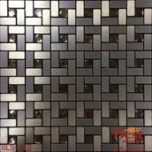 供应铝塑板马赛克背景墙吧台自粘墙砖