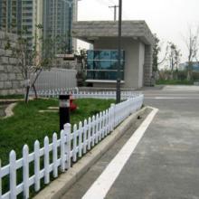PVC塑钢草坪护栏花坛栅栏绿化带围栏批发