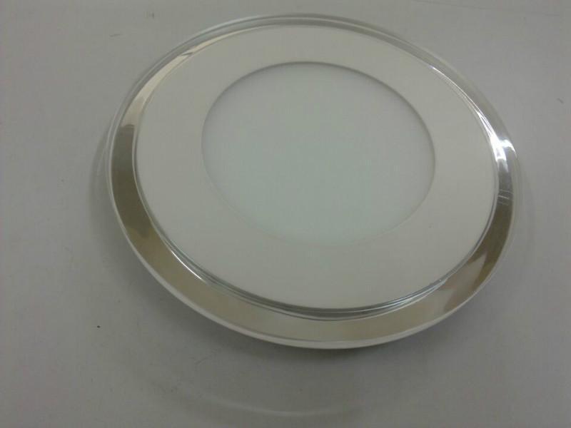 供应江苏LED玻璃面板灯平板灯连锁图片