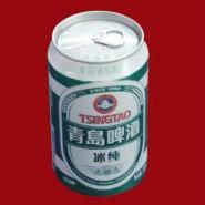 供应青岛啤酒成都供货 青岛冰纯啤酒330ml24听装特价30元批发