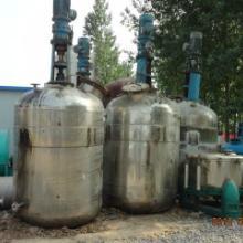 供应二手搪瓷反应釜,二手不锈钢反应釜,二手反应设备