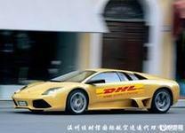 宁波国际快递宁波DHL公布价图片