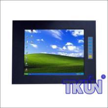 厂家直销17寸进口5线电阻高精度触摸屏液晶显示器 透光率85以上批发