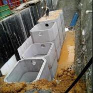 乌兰浩特专业预制化粪池图片
