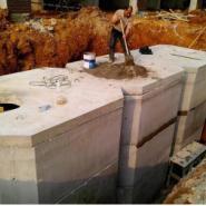 乌兰浩特专业预制化粪池厂家图片