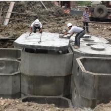 供应专业从事钢筋混凝土预制化粪池建设,白城市顺通水泥制品厂批发