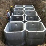 乌兰浩特钢筋砼化粪池图片