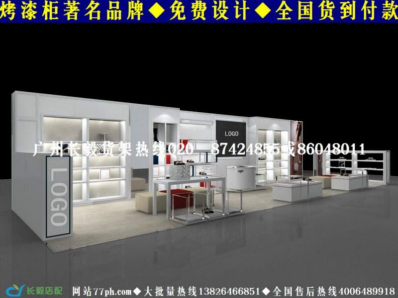 北京鞋店展示柜香港鞋店展示柜图片鞋店装修图鞋柜展示柜图片高清图片