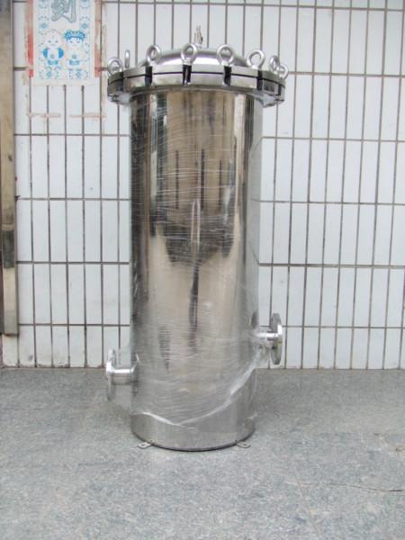广西精密过滤器20寸5芯保安过滤器  不锈钢过滤器  精密过滤器